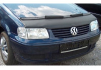 Front-end cover Volkswagen Polo 6N2 1999-2002 black