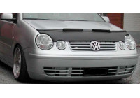 Front-end cover Volkswagen Polo 9N 2002-2005 black