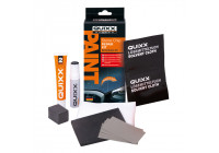Quixx Stone Chip Repair Kit / Stone Chip Repair Kit - Black