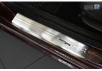 Door sill panels 'Special Edition' Nissan Qashqai crossover 2014- 4-parts