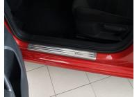 Door strip 'Exclusive' Volkswagen Golf VII 5-door & Variant 2012- 4-part