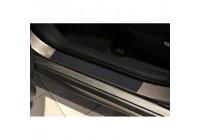 Universal Rubber entry guards (4-part) 2x 95x4cm & 2x 50x4cm