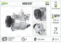 Compressor, air conditioning NEW PART