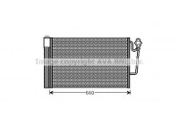 Condenser, air conditioning BWA5363D Ava Quality Cooling