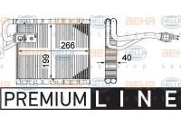 Evaporator, air conditioning BEHR HELLA SERVICE *** PREMIUM LINE ***