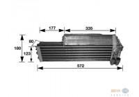 Evaporator, air conditioning