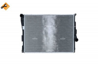 Radiator, engine cooling EASY FIT
