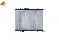 Radiator, engine cooling Economy Class
