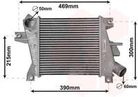 Intercooler, charger 13014702 International Radiators