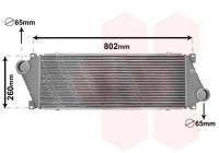 Intercooler, charger 30004217 International Radiators