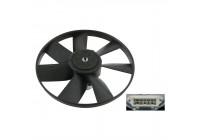 Fan, radiator 06993 FEBI