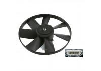 Fan, radiator 06994 FEBI