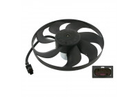 Fan, radiator 14742 FEBI