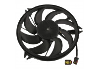 Fan, radiator 38478 FEBI