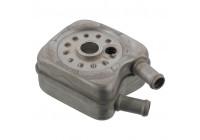 Oil Cooler, engine oil 14550 FEBI
