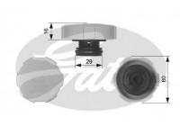 Sealing Cap, coolant tank RC231 Gates