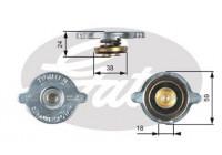 Sealing Cap, radiator RC113 Gates