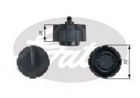 Sealing Cap, coolant tank RC213 Gates