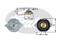Sealing Cap, radiator RC112 Gates