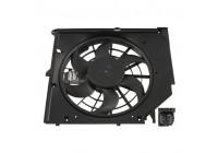 Electric Motor, radiator fan 36663 FEBI