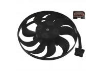 Fan, radiator 14744 FEBI