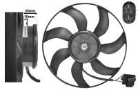 Fan, radiator 3749745 International Radiators