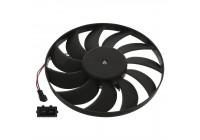 Fan, radiator 46563 FEBI