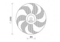 Fan, radiator 5824745 International Radiators