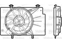 Fan, radiator 696344 Valeo
