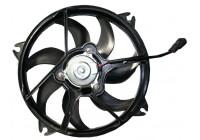 Fan, radiator 805-0010 TYC