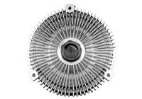 Clutch, radiator fan 0646738 Van Wezel