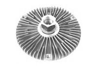 Clutch, radiator fan 0646739 Van Wezel