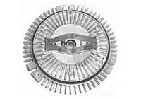 Clutch, radiator fan 3020739 Van Wezel