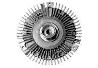 Clutch, radiator fan 3024740 Van Wezel