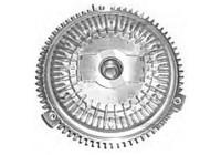 Clutch, radiator fan 3075738 Van Wezel