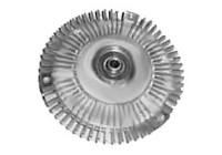 Clutch, radiator fan 3076738 Van Wezel