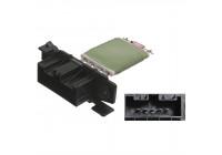 Resistor, interior blower 100043 FEBI