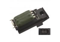 Resistor, interior blower 45415 FEBI