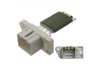 Resistor, interior blower 38635 FEBI