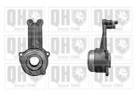 Central Slave Cylinder, clutch CSC011 Quinton Hazell