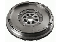 Flywheel Dual-mass flywheel 2294 001 899 Sachs