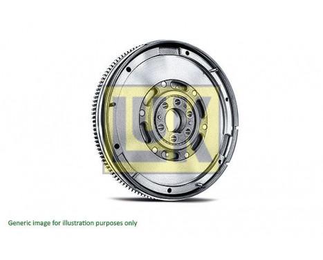 Flywheel LuK DMF 415 0022 10, Image 2