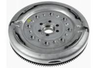 Flywheel Dual-mass flywheel 2294 001 345 Sachs