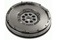Flywheel Dual-mass flywheel 2294 001 599 Sachs