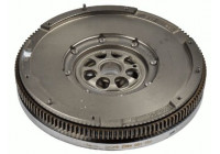 Flywheel Dual-mass flywheel 2294 001 750 Sachs