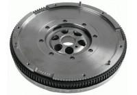 Flywheel Dual-mass flywheel 2294 003 341 Sachs