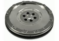Flywheel Dual-mass flywheel 6366 000 014 Sachs