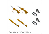 Suspension Kit, coil springs / shock absorbers SPORT KIT