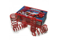 AutoStyle lowering springs Volkswagen Polo 6R 1.0MPI / 1.2 / 1.4 / 1.0 + 1.2TSi manual 6 / 09- 35 / 40mm