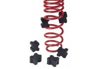 Set of universal spring blocks, 6 pieces